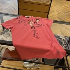 [아울렛] 비비안웨스트우드 여성 프린트 티셔츠 S26GC0226