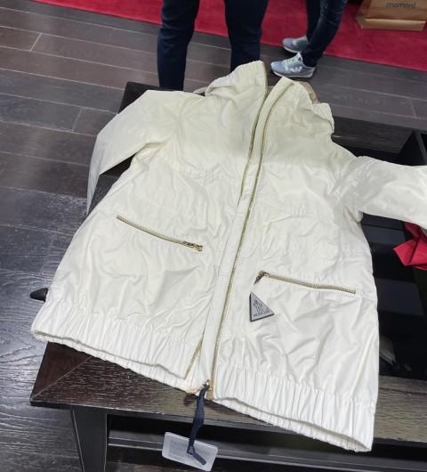 [아울렛] 몽클레어 키즈 INNA 바람막이 자켓