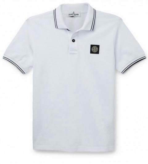 [세일] 스톤아일랜드 키즈 폴로 티셔츠