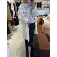 [아울렛] 마르니 여성 후드 트렌치 코트 JKMA0132HW TP679